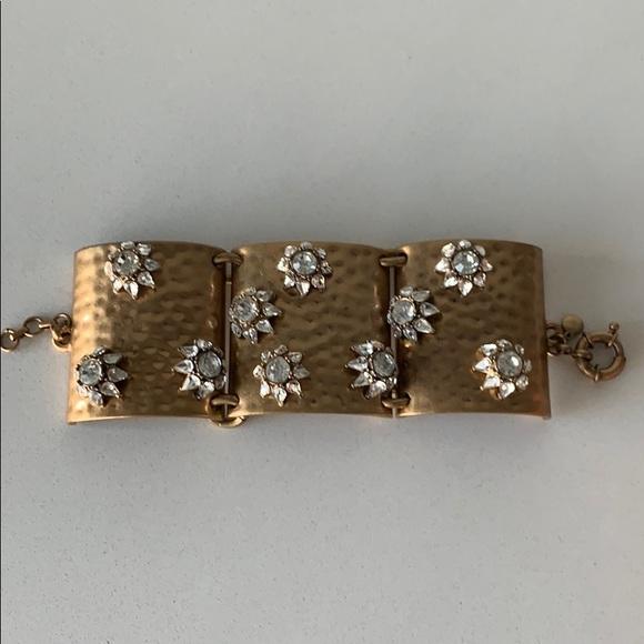 J. Crew Jewelry - J Crew bracelet cuff